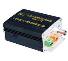 三合一视频信号防雷器(中尺寸)
